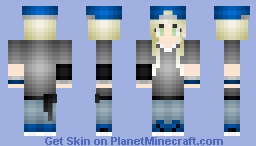 "GOT7 Mark ""I Like You Dance Practice"" Inspired Minecraft Skin"