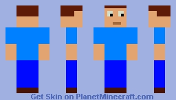 Noobly From Noob Adventures Minecraft Skin
