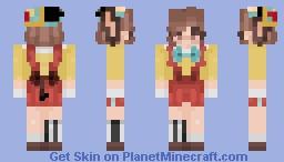 Pinocchio  ^w^ Minecraft Skin