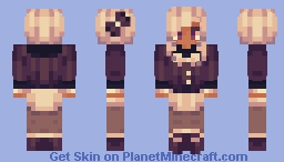 Some Ribbons Minecraft Skin