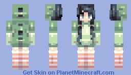 rubysparks // fs Minecraft Skin