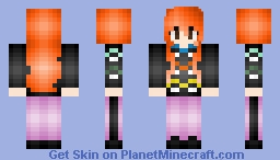 "BigBang G-Dragon ""Sober"" Inspired Minecraft Skin"