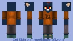 Mae Borowski/Night in the Woods Minecraft Skin