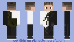 Acronymjutsu Minecraft Skin