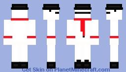 Beluga Businessman Minecraft Skin