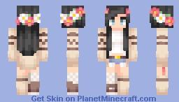 ~Spring-ish Minecraft Skin