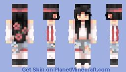 The Sound Minecraft Skin