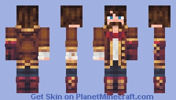 Goldrobin Steampunk 2017 Minecraft Skin