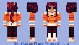 Yoruichi [Bleach] Minecraft Skin
