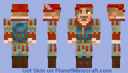 Lord of the Craft [Personal skin 2] Minecraft
