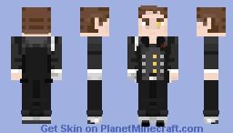 TFTBL - Atlas Rhys Minecraft Skin