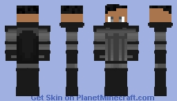 The Boot Man Minecraft Skin