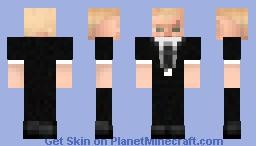Boss Baby IN MINECRAFT!!!1 (Not Clickbait) Minecraft Skin