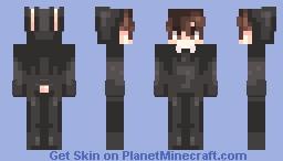 Mess Minecraft Skin