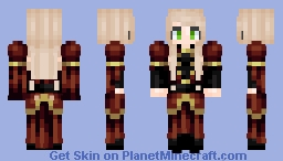 Cersei Lannister (Game Of Thrones) Minecraft Skin