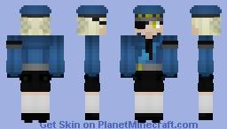 ~Persona 5~ Caroline Minecraft Skin