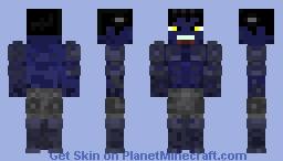 Tanker Minecraft Skin
