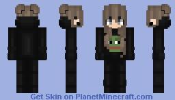 ℐzzyOwl - Meme Master Minecraft Skin