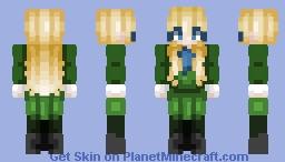 [Ib] Mary Minecraft Skin