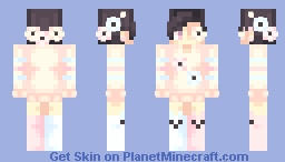 Nothing Without Love Minecraft Skin
