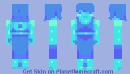Lapis Lazuli (Steven Universe) Minecraft Skin