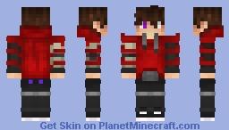 My main skin. Minecraft Skin
