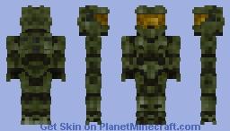 Master Chief/John-117|Halo 2 (Anniversary) Minecraft