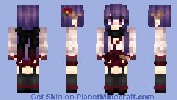 【Ririchiyo】 Minecraft Skin