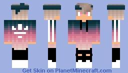 Pucks Twin! Minecraft Skin
