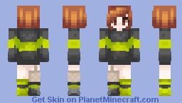 gαy - caution, edgy - st Minecraft Skin