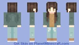 Hello~~~Tweenie Minecraft Skin