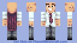 Captain Blagger Minecraft Skin
