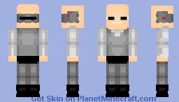 Lobot Minecraft Skin