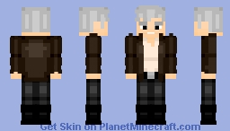 Han Solo (The Force Awakens) Minecraft Skin
