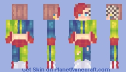 Whiny Post-Millennial Person! (Contest Entry) Minecraft Skin