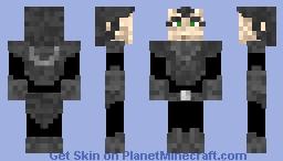 Acelle Blackdagger Minecraft Skin