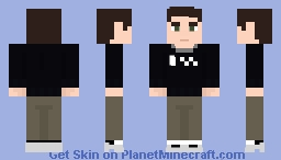 The Flash CW - Barry Allen Minecraft Skin