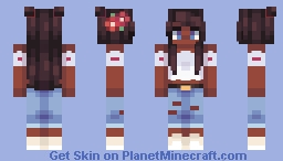 wow alexie is shamoo Minecraft Skin