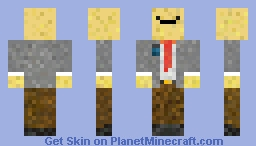 ~Your boss is a Potato~ | (Not so) Superheroes - Skin Contest |