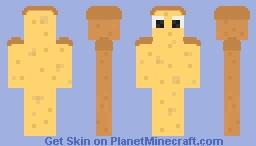Bread Minecraft Skin