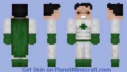 Captain Addiction (Not So Superheroes) Minecraft Skin