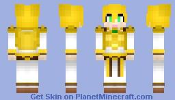 Chromie - World of Warcraft Minecraft Skin