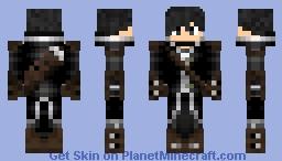Memationz Minecraft Skin