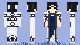 Um, ninja person? Minecraft Skin
