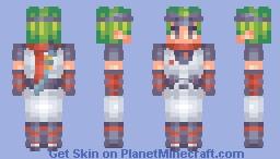 Mada! Mada! Overwatch - Young Genji Minecraft Skin