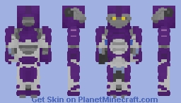 Sentinel(X-Men: Days of Future Past) Minecraft Skin
