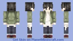 U Minecraft Skin