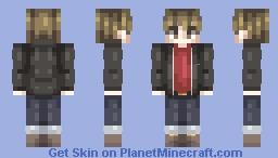 Need Minecraft Skin