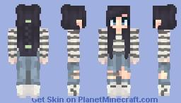 Aeraella [ST] Minecraft Skin