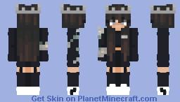 Jun Minecraft Skin